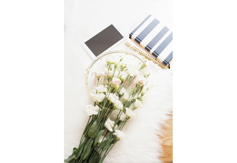 Styled Stock Photo Feminine Flatlay - DIGITAL DOWNLOAD PHOTOGRAPHY