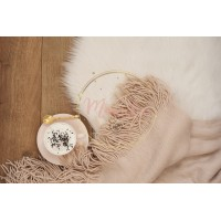 Cozy Winter Mornings. Cappuccino and a warm scarf on a white fur carpet on the floor - DIGITAL DOWNLOAD PHOTOGRAPHY